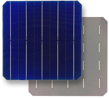 The product specification of monocrystal solar cell <br/>-156M-5BB