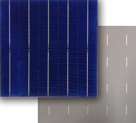 The product specification of polycrystal solar cell <br/>-156P -5BB